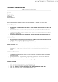 employment resume exles employment resume exles exles of resumes