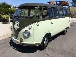 volkswagen beach 1958 volkswagen bus for sale classiccars com cc 988132