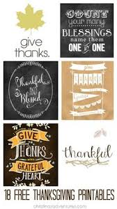 thanksgiving chalkboard printables harvest