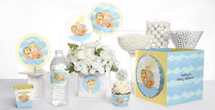 neutral baby shower themes u0026 ideas by babyshowerstuff com