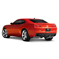 e u0026g classics chevy camaro 2010 2015 egx rear window louvers
