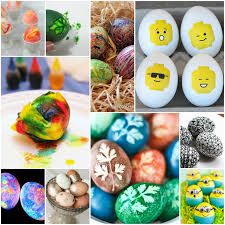 egg decorations 30 ways to decorate easter eggs