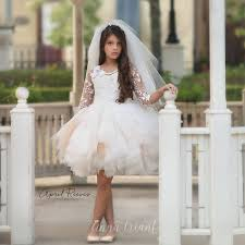 communion gowns triant couture products flower girl dress polina in