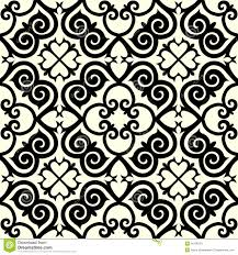 kazakh national pattern ornament stock vector image 40138791