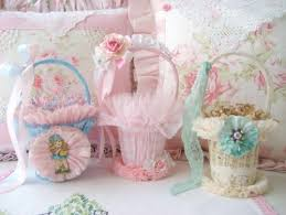 vintage easter baskets 25 and creative easter basket ideas page 4 of 5