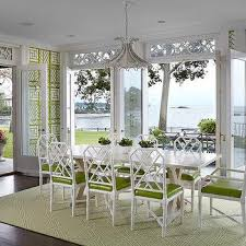 Regency Dining Table And Chairs Long Blond X Based Dining Table Design Ideas