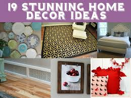 Decorating Your Home Ideas Stunning Home Decor Ideas