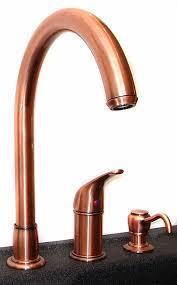 antique copper kitchen faucets copper kitchen faucets whitehaus beluga single handle faucet