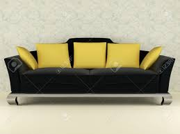 Canape Oriental Moderne by Salon Moderne Avec Canape Noir Salon Moderne Ennoir U2013 Chaios