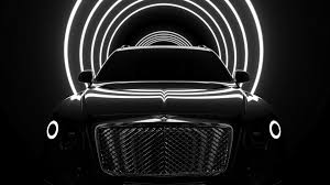 bentley all black watch this impressive sci fi animation for bentley u0027s new suv
