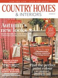 homes and interiors magazine country homes and interiors subscription best decoration country