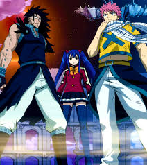 fairy tail category races fairy tail wiki fandom powered by wikia