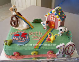birthday cake shop coolest littlest pet shop birthday cake