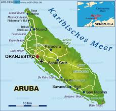 netherlands beaches map map of aruba netherlands map in the atlas of the world world