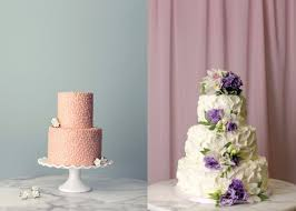 magnolia bakery serves up delectable tiered wedding cakes - Wedding Cake Vendors