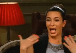 Kim Kardashian Crying Meme - kim kardashian crying animated gif popkey