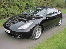 toyota celica vvti for sale toyota 2001 celica vvti coupe black 1 owner low mileage car for sale