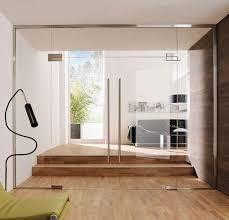 Framless Glass Doors by Full Glass Frameless Glass Interior And Internal Doors Elegant Doors