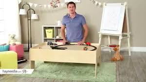 Little Colorado Handcrafted Play Table Product Review Video Youtube