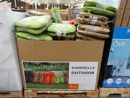 Outdoor Pillows Sale by Decorating Peak Season Outdoor Seat Pads By Sunbrella Cushions