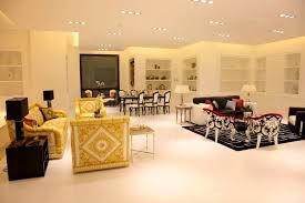 versace home and minotti high end furniture