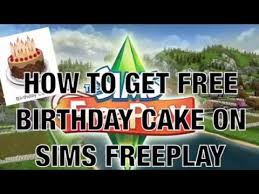 wedding cake sims freeplay the sims freeplay hack how to get free birthday cake on sims