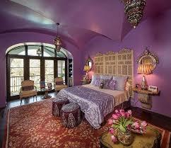 Purple bedroom design ideas – stylish interiors and color binations