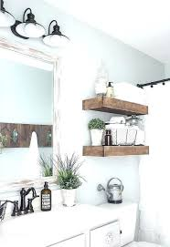 Free Standing Bathroom Shelves Wooden Bathroom Shelves Sisleyroche