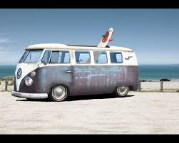 van volkswagen vintage vw bus wallpaper wallpapers browse