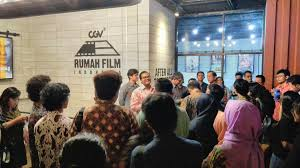 Cgv Jogja Bekraf Indonesia On Jogja 27 Jul Selamat Atas