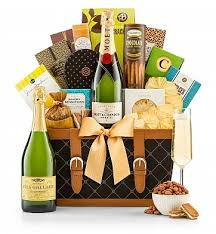 Champagne Gift Basket Champagne Wishes Gift Basket Champagne Gift Baskets Send