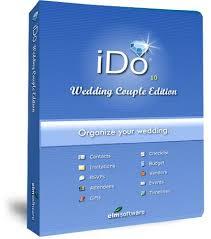 wedding planner software ido wedding edition wedding planning software