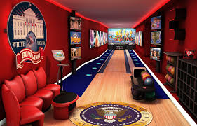tour the hidden halls and fun game rooms of the white house