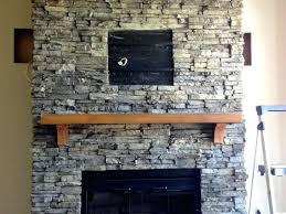 articles with veneer stone fireplace diy tag sweet veneer stone