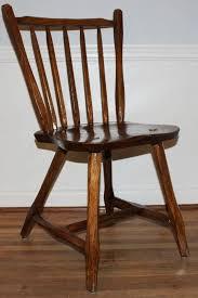vintage mid century hunt country furniture primitive handmade