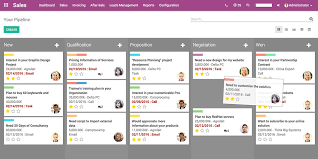 open source erp and crm odoo