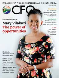 cfo magazine south africa 2016 1st issue by cfo south africa