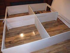 Build A Platform Bed by Build A Modular Storage Bed For Cheap In Like 5 Seconds And Save