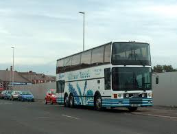volvo van volvo b10m van hool astral gxi 516 operated by hiltons tr u2026 flickr