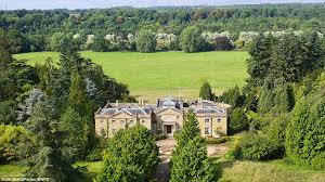 country mansion coombe park on the of the thames for sale daily mail