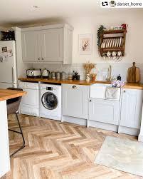 how to clean oak kitchen cabinets uk karndean designflooring uk on instagram pale limed oak is