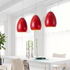 restaurant kitchen lighting red pendant light promotion shop for promotional red pendant light
