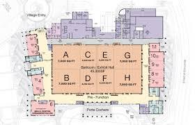 convention center floor plan 28 images floor plans wilmington