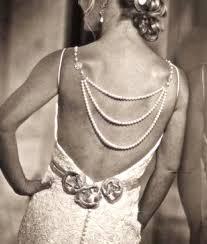 wedding backdrop necklace bridal backdrop necklace wedding necklace 2226832 weddbook