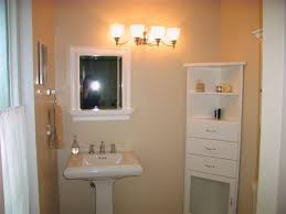 Bathroom Corner Storage Cabinet How To Create A Frameless Corner Storage Cabinet Modern Home