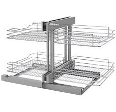 organizer for corner kitchen cabinet rev a shelf 5psp 18sc cr