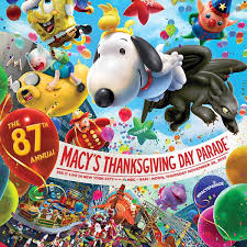 in motion macy s thanksgiving day parade