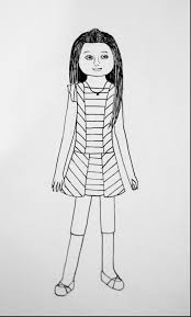 american doll coloring page u2013 pilular u2013 coloring pages center