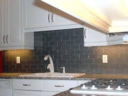tiles grey tile backsplash kitchen white subway tile backsplash