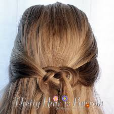 hairstyles for girl video infinity braid pretty hair is fun girls hairstyle tutorials